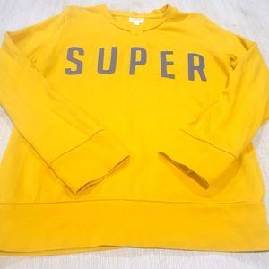 """Seed Boys """"Super"""" Sweater Size 8-9"""